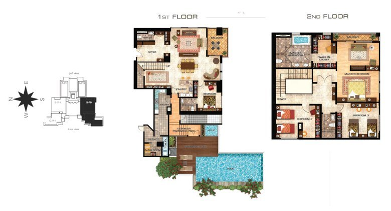 orchid 4bed penthouse b